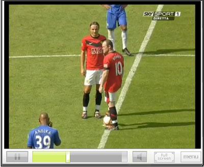 คลิปไฮไลท์บอล 1 Vs 3 Manchester United Highlights